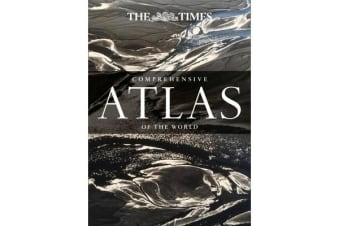 The Times Comprehensive Atlas of the World - 14th Edition