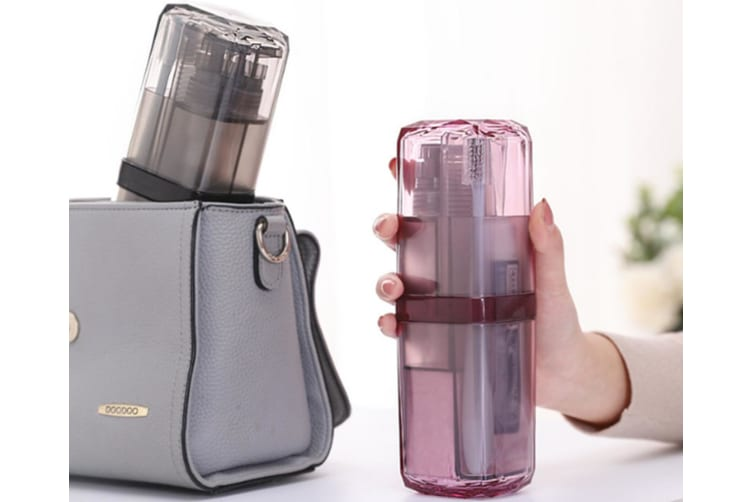 Travel Rinse Cup Portable Rinse Articles Packing Bottles And Rinse Articles - Pink Pink Standard Edition