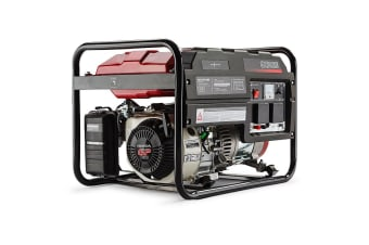 NEW GENPOWER HONDA Powered Generator GP160 Single Petrol 3.5kVA Max 2.5kVA Rated