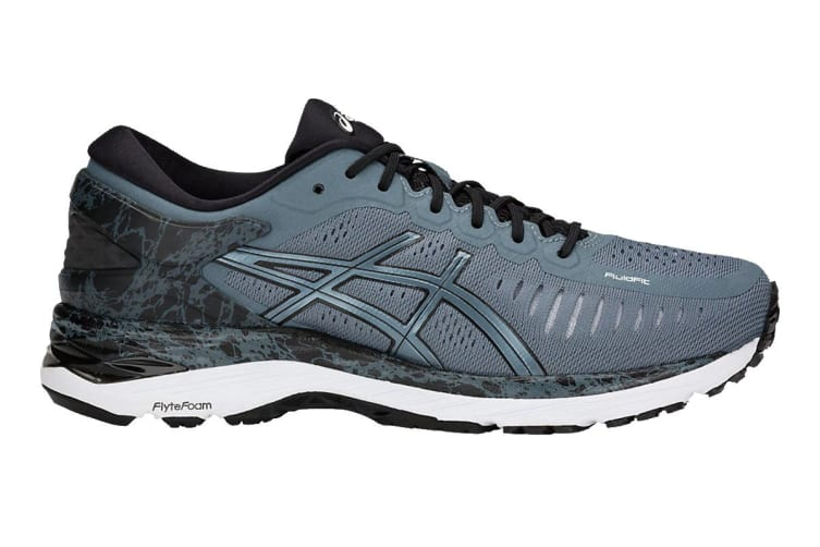 ASICS Women's Gel-MetaRun Running Shoe (Ironclad/Ironclad, Size 6)