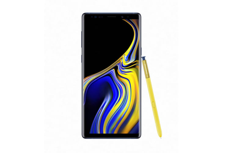 Samsung Galaxy Note9 Dual SIM (128GB, Ocean Blue)