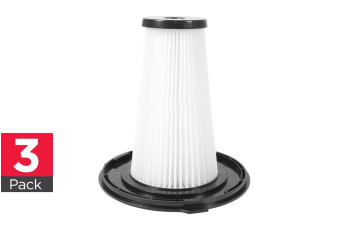 Kogan 2000W Cyclonic Bagless HEPA Vacuum HEPA Filter (3 Pack)
