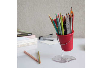 Desk Bucket | Whole in the Bucket Novelty Stationary Cup