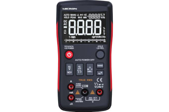 9999 Count Autoranging Digital Multimeter
