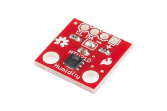 SparkFun Humidity and Temperature Sensor Breakout - HTU21D