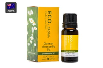 ECO. Aroma Chamomile 3% German Essential Oil (10mL)