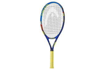 Head Novak Junior 25 Tennis Power Racquet Size 06 Pre-Strung w/ Cover 9-11yrs