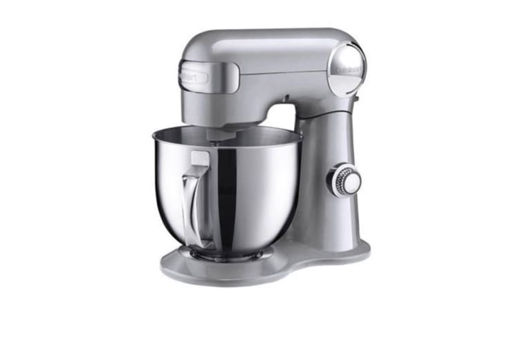 Cuisinart SM-50 Precision Master Stand Mixer w MG-50A Food Meat Grinder Mincer