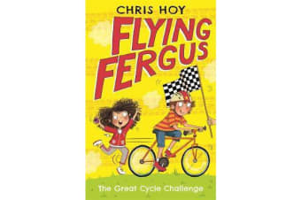 Flying Fergus 2 - The Great Cycle Challenge