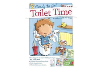 Toilet Time - A Training Kit for Boys