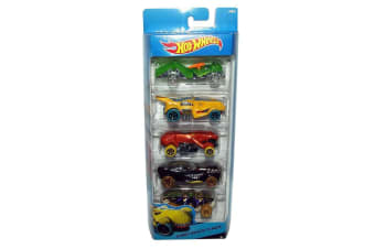 Hot Wheels 5-pack Street Beasts