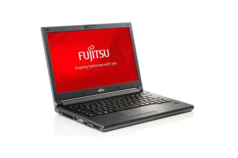 "Fujitsu Lifebook E547 Business Laptop 14"" 1080p FullHD Intel i3-7100U 8GB 128GB SSD NO-DVD Win10Pro"