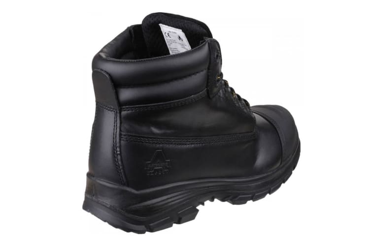 Amblers Mens FS301 Cordoba S3 Lace Up Safety Boot (Black) (10 UK)