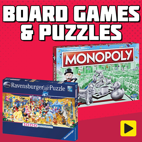 Entertain Yourself at Home - Board Games
