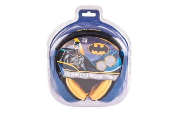 Batman Kid Safe Headphones