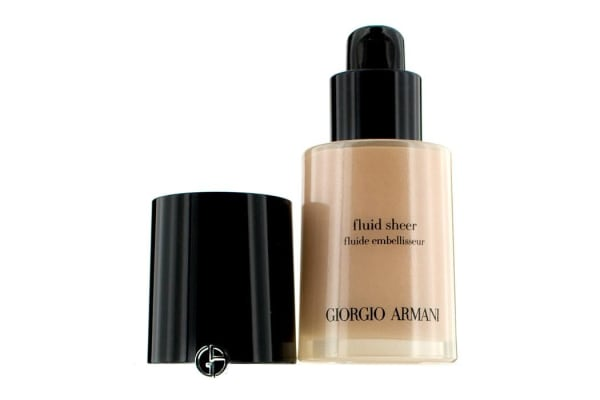 Giorgio Armani Fluid Sheer - # 2 Shimmering Beige (30ml/1oz)
