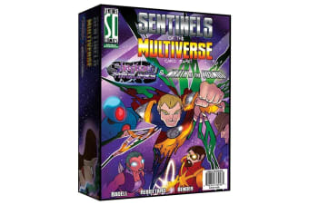Sentinel of the Multiverse: Shattered Timelines & Wrath of the Cosmos