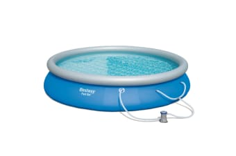 Bestway Inflatable Swimming Pool Set (Blue)