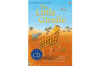 The Little Giraffe [Book with CD]