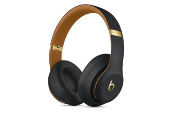 Beats Studio3 Wireless Over-Ear Headphones (Midnight Black)