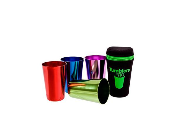 D.Line Tumblers To Go 4pk