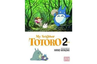 My Neighbor Totoro, Vol. 2 - Film Comic