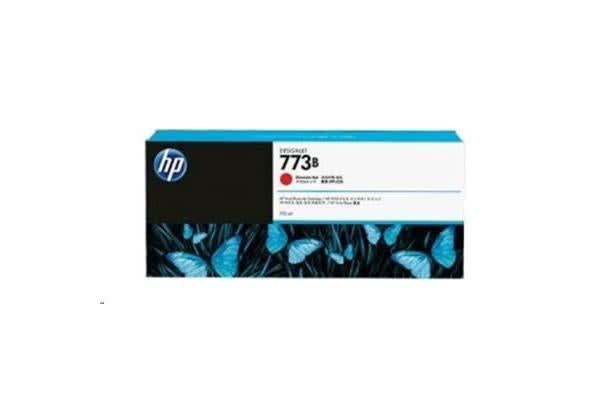 HP C1Q30A 773B 775ml Chromatic Red Ink Cartridge