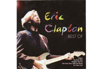 Eric Clapton  - The Best Of Eric Clapton BRAND NEW SEALED MUSIC ALBUM CD