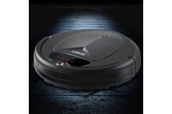 Devanti Robotic Vacuum Cleaner Robot Carpet Floor Dry Clean Automatic Recharge