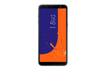 Samsung Galaxy J8 Dual SIM (32GB, Blue)