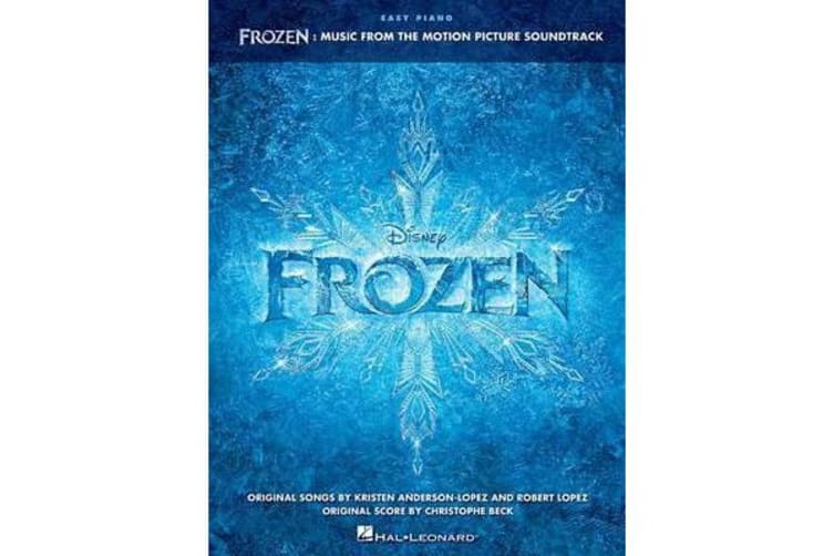 Frozen - Music From The Motion Picture Soundtrack - Easy Piano