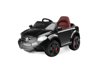 ROVO KIDS Ride-On Car MERCEDES GLC 55 Inspired Electric Toy Battery Black