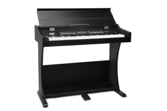 ALPHA Electronic Digital Piano Keyboard with Stand