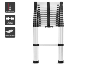 Certa 3.9m Telescopic Ladder