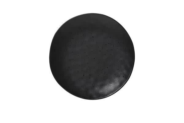 Ecology Speckle Side Plate 21cm Ebony