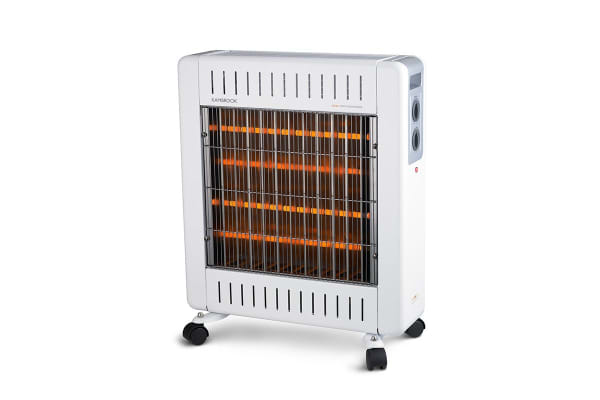 Kambrook 2400W Dual Convection and Radiant Heater (KRH300WHT)