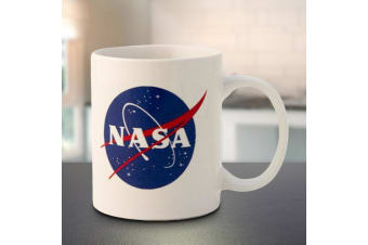 NASA Ceramic Geek Mug
