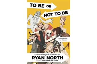 To Be or Not to Be - A Chooseable-Path Adventure