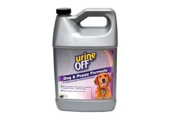 Urine-Off Dog & Puppy Urine Strain & Odour Remover - 3.78 Litres