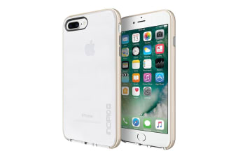 Incipio Octane LUX Case for iPhone 8 Plus / 7 Plus - Clear/Iridescent Champagne
