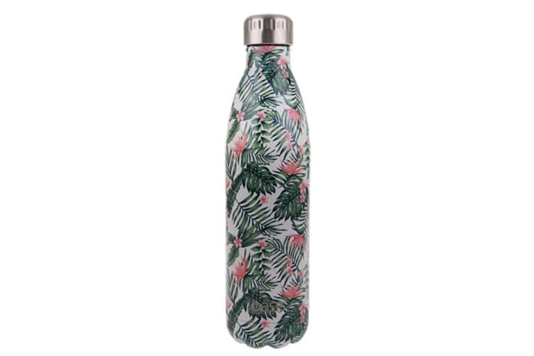 Oasis 750ml Double Wall Insulated Drink Water Bottle Vacuum Flask Bird Paradise