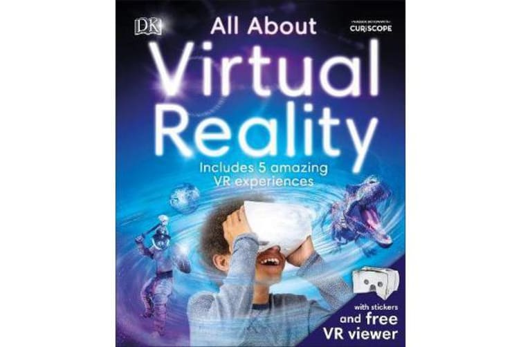 All About Virtual Reality - Includes 5 Amazing VR Experiences