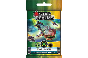 Star Realms - Command Decks - The Union (single pack)