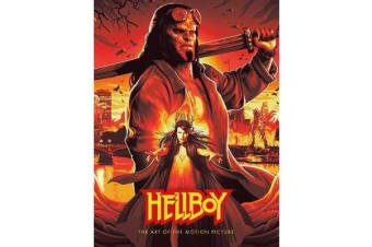 Hellboy - The Art Of The Motion Picture (2019)