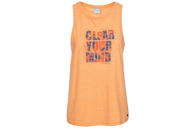 Trespass Womens/Ladies Clearmind Vest Top (Clementine) (S)