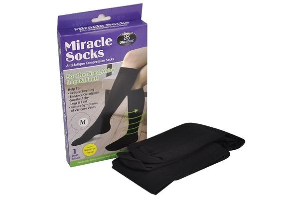 Miracle Socks 1 Pack - Size M