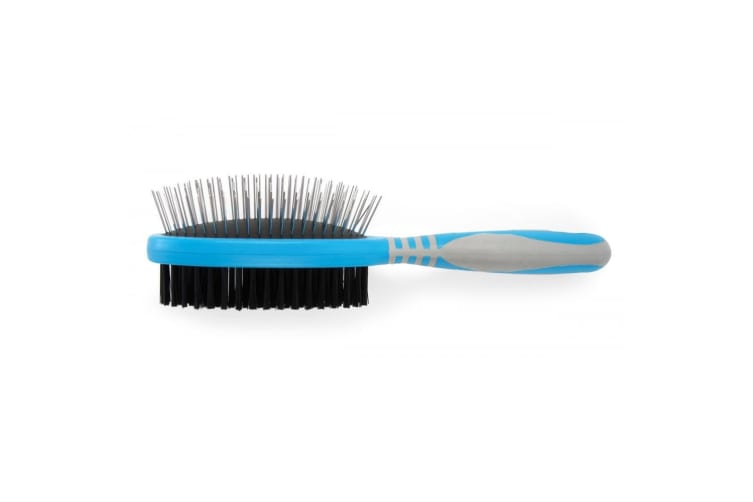 Ancol Ergo Double Sided Brush (May Vary) (One Size)