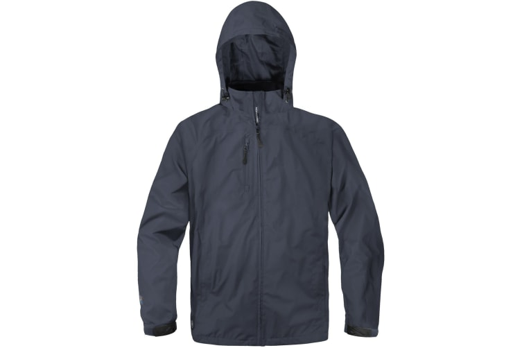 Stormtech Mens Stratus Light Shell Jacket (Waterproof & Breathable) (Navy Blue) (XL)