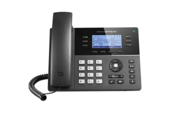 Grandstream GXP1760W HD IP Phone 6-line PoE WiFi Hardware