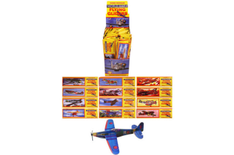 Henbrandt Gliders - Assorted Flying (Multicoloured) (One Size)